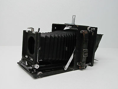 Vintage MICRO PRECISION PRODUCTS LTD ENGLAND FOLDING CAMERA AS IS