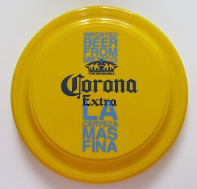 Corona Extra Beer brand new plastic frisbee for home bar brew or collector