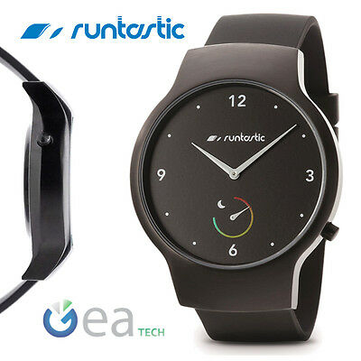 RUNTASTIC Moment Basic Orologio Subacqueo Waterproof Activity Tracker Bluetooth