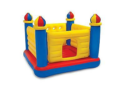 Jump Fun Castle Inflatable Jumper Moonwalk Bounce House Bouncer Super Kids NEW