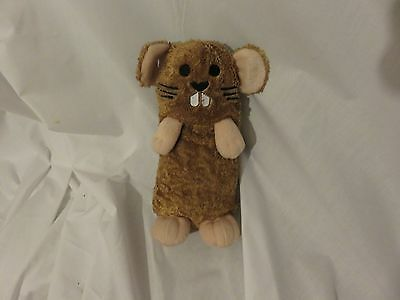 Edward Monkton The Madness Hamster Bed Warmer, Hottie, Microwave Wheat Bag 10""