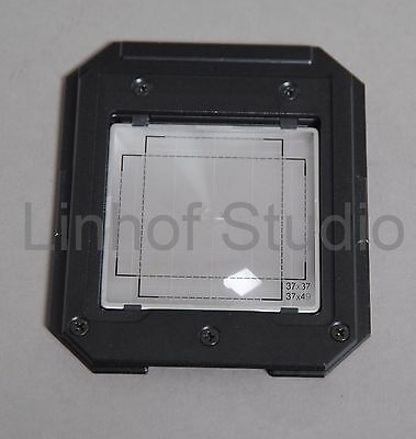 Linhof Super Bright Screen for Techno & M679 37x37 37x49