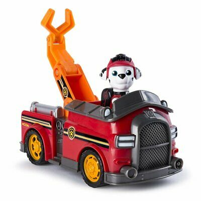 Paw Patrol Vehicle Mission Paw - Marshall's Mission Fire Truck