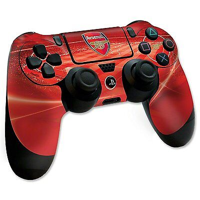 OFFICIAL LICENSED ARSENAL FC PS4 Controller Skin Sticker Intoro - Playstation 4