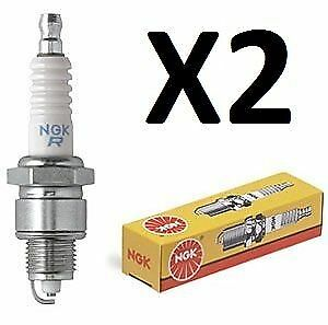 NGK 3932 DCPR7E Spark Plugs x 2 for Harley Davidson, Buell & BMW