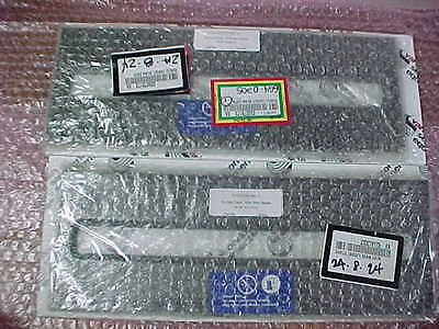 Varian Entrance Beam Target Shield, P/n E17024181 Rev A, Lot Of 2, Nos