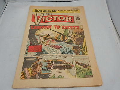 THE VICTOR COMIC No 453 ~ Oct 25th 1969 ~ Sampan To Safety