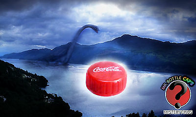 The Loch Ness Monster Coca Cola Bottle Cap Nessie Haunted Scary Horror UFO