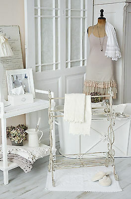 clayre eef handtuchst nder handtuchhalter shabby chic. Black Bedroom Furniture Sets. Home Design Ideas