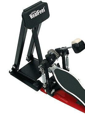 Evans RealFeel -RFBASS -Bass Drum Pedal PRACTICE PAD -NEW