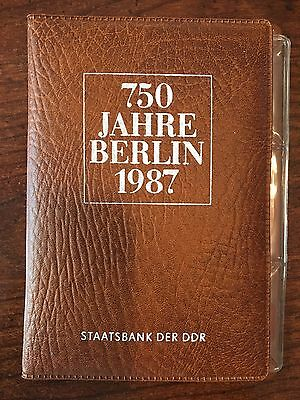 1987 Germany Berlin 750 Anniversary Set