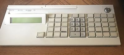 IBM 92F6330 MB PoS Programmable Keyboard 12' IBM Cable Included MSR/DISPLAY