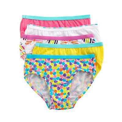 Hanes Hipsters Underwear Panties 12 Pack Girls Size  NWT (npg1)