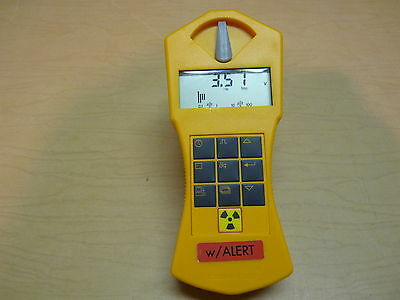 Gamma Scout ALERT Radiation Detector alpha, beta, gamma and x-ray radiation