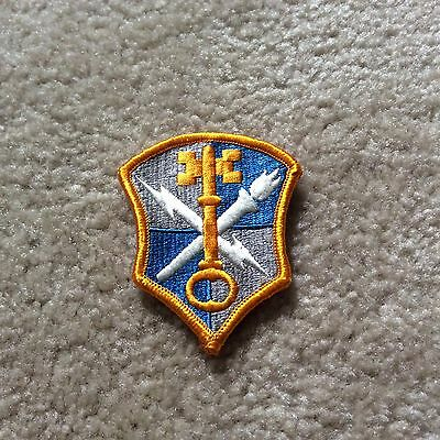 Intelligence & Security Command patch (Full size / Color)