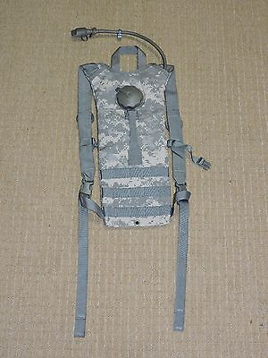 NEW Military molle II Hydration Carrier Digital Camouflage