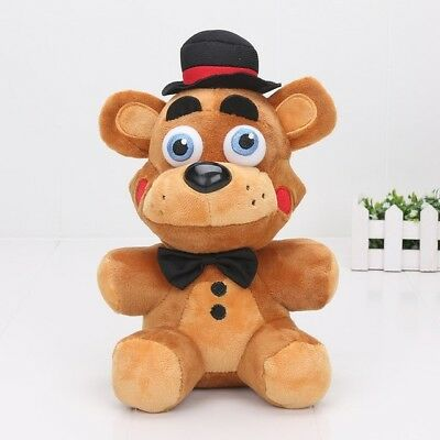 "10"" Five Nights At Freddy's Toy Freddy Plush"