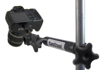 CamStand ® 9 HD - Heavy Duty Camera Mount / Stand / Tripod Made in the USA!