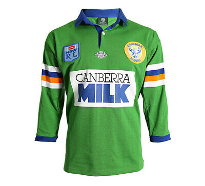 New Canberra Raiders 1994 Retro Jersey Mens Supporter-Gear