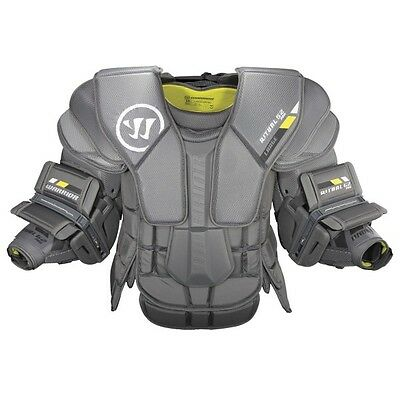 Warrior Ritual G2 Pro Goalie Breastplate Senior