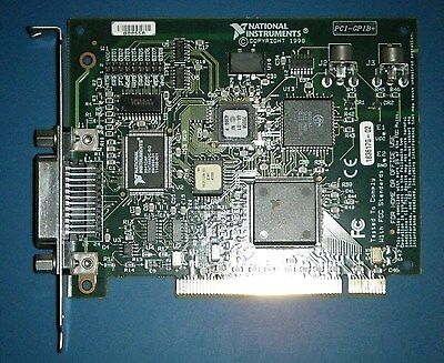 NI PCI-GPIB+ Analyzer and Controller, 183617G-02, National Instruments *Tested*