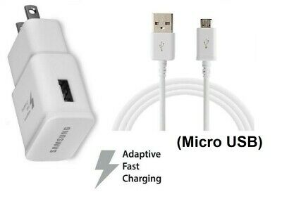 Original Samsung Fast Charger+Micro Usb For Samsung Galaxy Tab A 10.1 Tablet