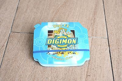 "DIGIMON ""Digi FX"" Collector's Album -  quite a few cards    * Good Condition *"
