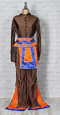Theatre Clown Suit Fancy Costume Adult Outfit Circus Party UK 16-18-20