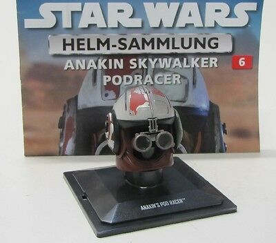 Star Wars Helm ( Anakin Skywalker ) DeAgostini 1:5 / ca.8cm