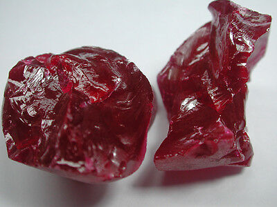 453.75ct Awesome Corrundum Pigeon Blood Red Ruby Rough Stone