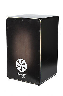 Duende Cajon ''The First'' Model RETOURE - Grey Burst