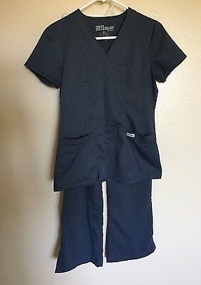 Women's Grey's Anatomy Scrub Set Size XS