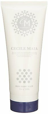 New CECILE MAIA FOR BODY HAIR REMOVAL CREAM 7oz/200g fast shipping