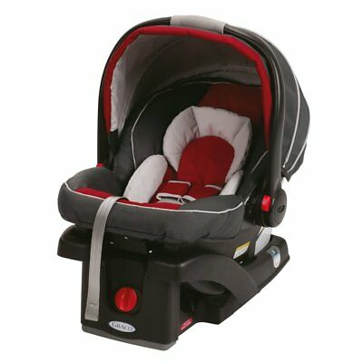 Graco Snugride Connect 35 Infant Car Seat - Chili Red