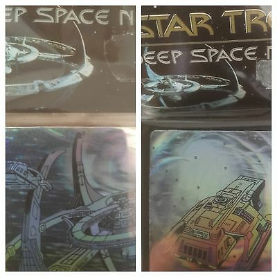 Star Trek Deep Space Nine Holographic Boxes Collection