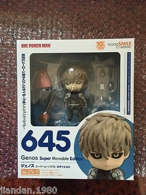 *NEW* One-Punch Man: Genos Super Movable Edition Nendoroid 645 Figure CHN VER.