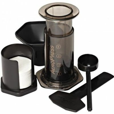 "Aeropress Coffee & Expresso Maker Kit with 350 Filters ""Genuine Aerobie"""