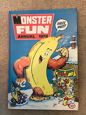 Monster Fun Annual 1978