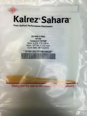Kalrez Sahara 2-244k AS-568A O-Ring