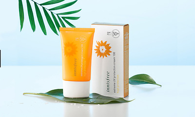 [Innisfree] Extreme UV protection cream 100 high protection SPF50  PA 50ml
