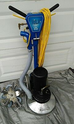 Mytee SM100 Rotary Jet Extractor With Head