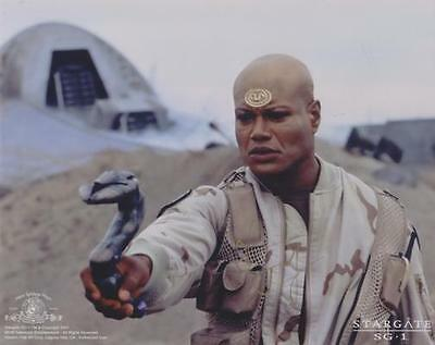 STARGATE SG1 CHRISTOPHER JUDGE TEAL'C  # 3 hand signed