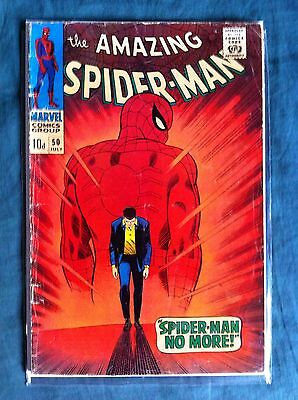 The Amazing Spider-Man #50 - 1st appearance of the King Pin - Major Key Issue!