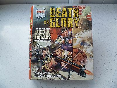 *BATTLE PICTURE LIBRARY ~ DEATH OR GLORY* 12 Best War Picture Library Comics