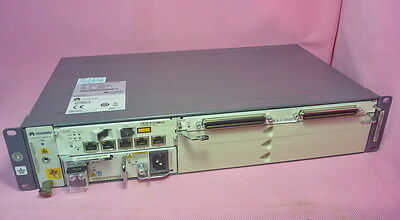 New Huawei SmartAX MA5616 with 32-128 ports VDSL2 BCM chip DSLAM /W cables