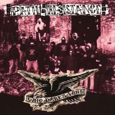 Path Of Resistance - Who Dares Wins LP #92699