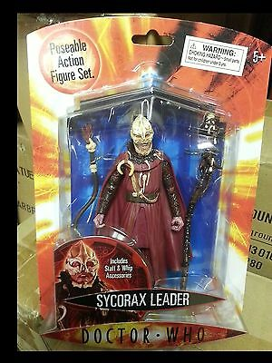 Doctor Who Series 1 Sycorax Leader Action Figure - NEW!