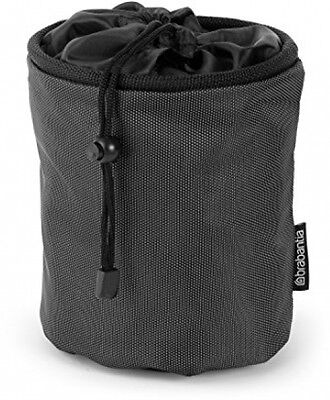 Brabantia Premium Peg Bag Durable and Solid Clips Safety Storage Bins Black New