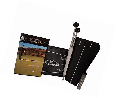Putting Tutor - Phil Mickelson - Golf Training Aids