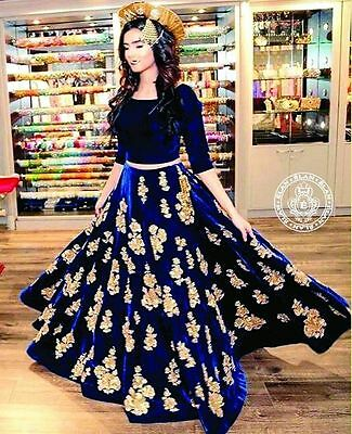 Lehenga Choli Indian Wedding Wear Party Designer Pakistani Bridal Lengha Women